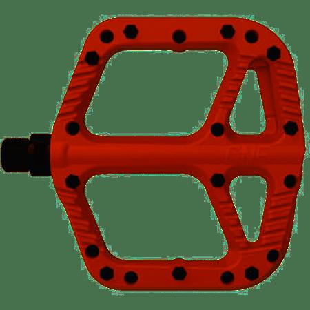 ONEUP Comp Platform Pedals Red