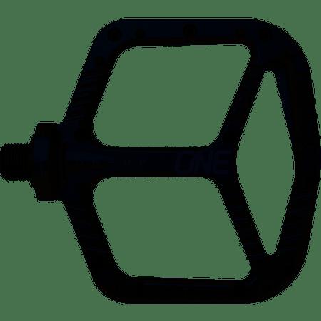 ONEUP Aluminum Platform Pedals Grey