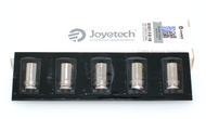 Joyetech Cubis and eGo AIO (BF SS316) replacement coils (5-pack)