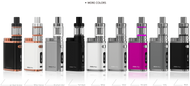 Eleaf PICO kit includes 30 ml GC JUICE
