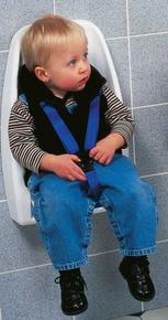 Child Safety Seat White