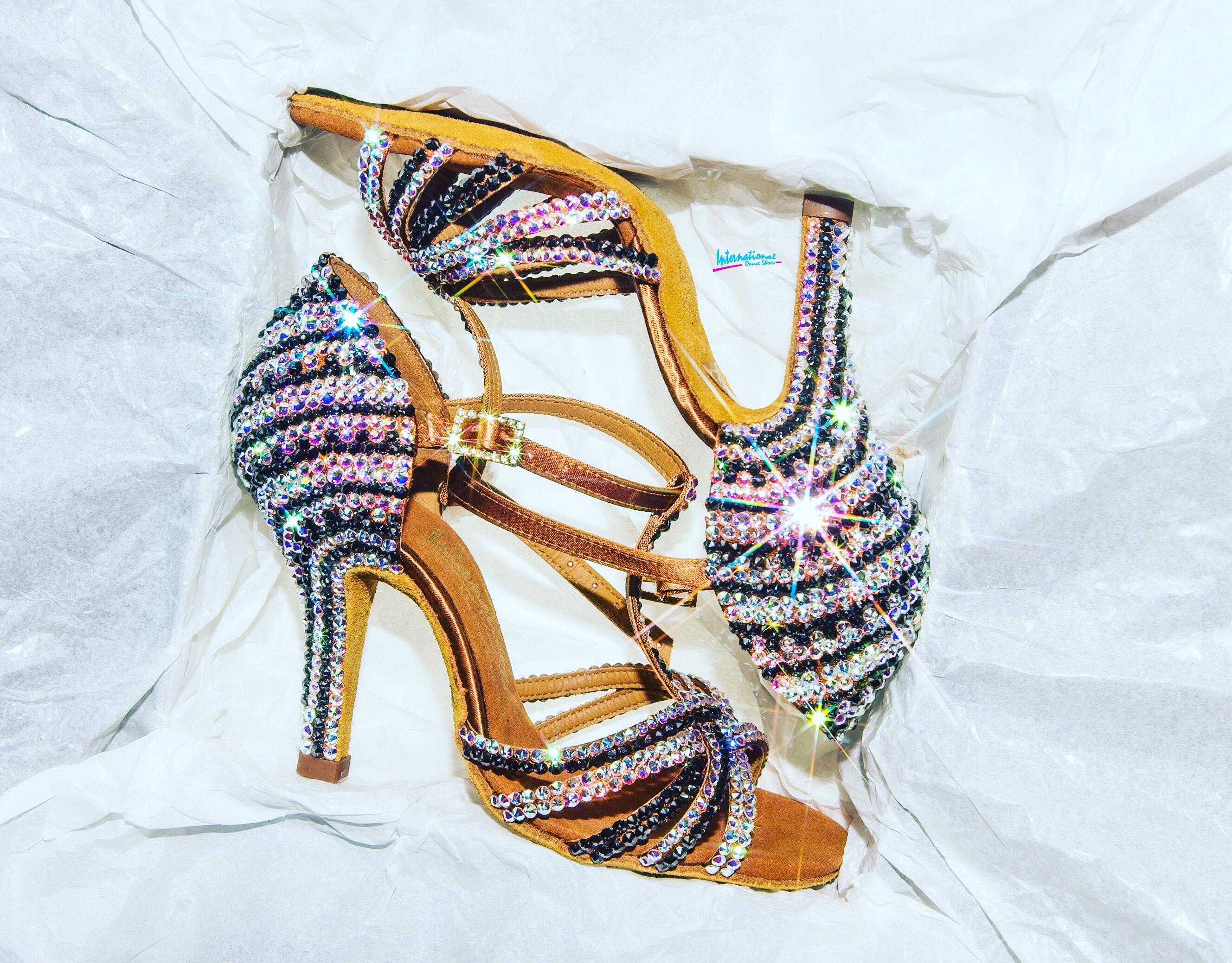 Swarovski Xirius Crystals now available! - International Dance Shoes 2e774ffe4b97