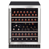 ILVE 100 CAN/40 BOTTLE BEVERAGE CENTRE FRIDGE - IVBC100