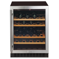 ILVE 40 BOTTLE SINGLE ZONE WINE CELLAR - SINGLE ZONE - IVWCSZ40