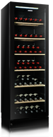 VINTEC 170 BOTTLE MULTI ZONE WINE CELLAR - V190SG2E-BK