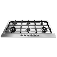 ARTUSI 90CM GAS COOKTOP - 6 BURNER - AGH90XFFD