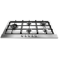 ARTUSI 90CM GAS COOKTOP - 5 BURNER - AGH91XFFD
