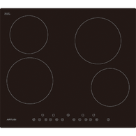ARTUSI 60CM CERAMIC COOKTOP - 4 ZONE - CACC604