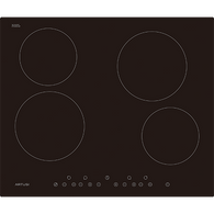 ARTUSI 70CM CERAMIC COOKTOP - 4 ZONE - CACC70