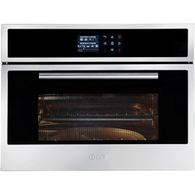 ILVE 45CM INBUILT COMBINATION MICROWAVE AND OVEN - ILCM45X