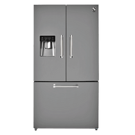 STEEL 630L GENESI FRENCH DOOR FRIDGE - GFR-9F