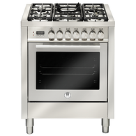 ARTUSI 70CM ALL GAS FREESTANDING COOKER - AFGG701X