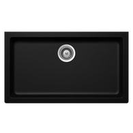 ABEY SCHOCK SIGNUS 720MM CRISTADUR UNDERMOUNT SINK - N-100XLY