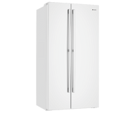 WESTINGHOUSE 620L WHITE SIDE BY SIDE FRIDGE - WSE6200WA