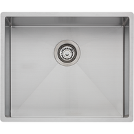 OLIVERI SPECTRA 500MM STAINLESS STEEL SINGLE BOWL SINK - SB50SS