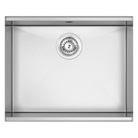 ABEY PIAZZA PLUS 550MM SINGLE BOWL SINK - PZ500