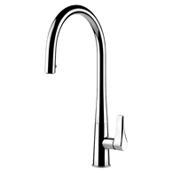 GESSI EMPORIO CONCEALED PULLOUT TAP - 17153
