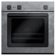 BARAZZA UNIQUE 60CM MULTIFUNCTIONAL OVEN  - 1FUNMV