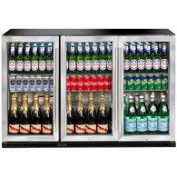 ARTUSI 307L TRIPLE DOOR OUTDOOR FRIDGE - AOF3S