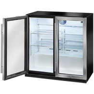 ARTUSI 190L DOUBLE DOOR OUTDOOR FRIDGE - AOF2S