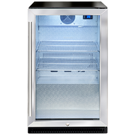 ARTUSI 118L SINGLE DOOR OUTDOOR FRIDGE - AOF1S