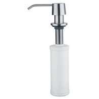 FRANKE BOLERO LIQUID SOAP DISPENSER - STAINLESS STEEL -  SD320