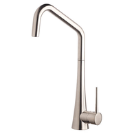 ARMANDO VICARIO TINK BRUSHED NICKEL HIGH HEAD DESIGNER TAP - TINK-BN