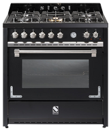 STEEL OXFORD 90CM MULTI-FUNCTION UPRIGHT COOKER - X9F-5 NF