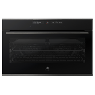 ELECTROLUX 90CM MULTIFUNCTION PYROLYTIC OVEN - EVEP916DSD