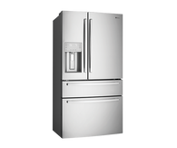 WESTINGHOUSE 681L S/S FRENCH DOOR FRIDGE - WHE6874SA