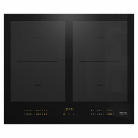 MIELE 62CM 4 ZONE DUAL POWERFLEX INDUCTION COOKTOP - KM7564 FL