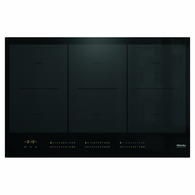 MIELE 80CM 6 ZONE POWERFLEX INDUCTION COOKTOP - KM7575 FL