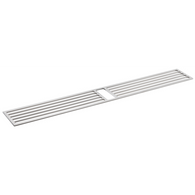 AIR INLET GRILLE FOR THE BORA CLASSIC COOKTOP EXTRACTOR SYSTEM 100% STAINLESS STEEL POLISHED - CKAEG