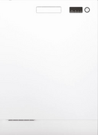 ASKO WHITE BUILT IN DISHWASHER - DBI243IB.SW.AU