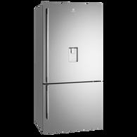 ELECTROLUX 529L STAINLESS STEEL BOTTOM MOUNT TWO DOOR FRIDGE - EBE5367SC