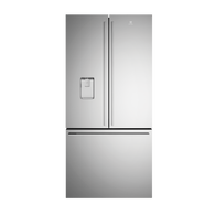 ELECTROLUX 524L STAINLESS STEEL FRENCH DOOR FRIDGE - ICE MAKER AND WATER - EHE5267SC