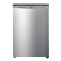 WESTINGHOUSE 124L SLIVER FINISH  BAR FRIDGE - WIM1200AD