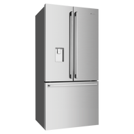WESTINGHOUSE 605L STAINLESS STEEL FRENCH DOOR FRIDGE - WHE6060SA