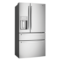 WESTINGHOUSE 702L STAINLESS STEEL 4 DOOR FRENCH DOOR FRIDGE - WHE7074SA