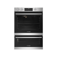 WESTINGHOUSE 60CM STAINLESS STEEL MULTIFUNCTION 3 GAS OVEN WITH SEPARATE GRILL - WVG665SC