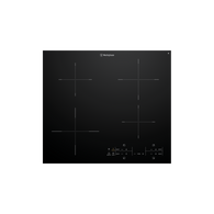 WESTINGHOUSE 60CM 4 ZONE INDUCTION COOKTOP - WHI643BC
