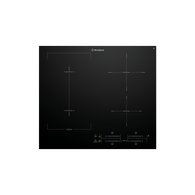 WESTINGHOUSE 60CM 4 ZONE INDUCTION BOILPROTECT COOKTOP - WHI645BC