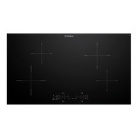 WESTINGHOUSE 90CM 4 ZONE INDUCTION COOKTOP - WHI943BC