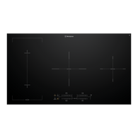 WESTINGHOUSE 90CM 4 ZONE INDUCTION BOILPROTECT COOKTOP - WHI945BC