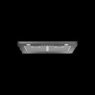 WESTINGHOUSE 50CM DARK STAINLESS STEEL INTEGRATED RANGEHOOD - WRI514BB
