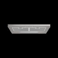 WESTINGHOUSE 71CM STAINLESS STEEL INTEGRATED RANGEHOOD - WRI700SB