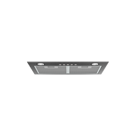 WESTINGHOUSE 80CM DARK STAINLESS STEEL INTEGRATED RANGEHOOD - WRI814BB