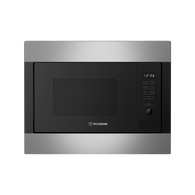 WESTINGHOUSE 25L STAINLESS STEEL BUILT-IN MICROWAVE OVEN - WMB2522SC