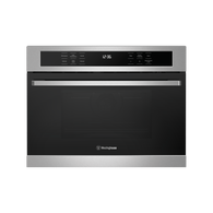 WESTINGHOUSE 44L STAINLESS STEEL BUILT-IN COMBI MICROWAVE OVEN - WMB4425SC
