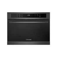WESTINGHOUSE 44L DARK STAINLESS STEEL BUILT-IN COMBI MICROWAVE OVEN - WMB4425DSC